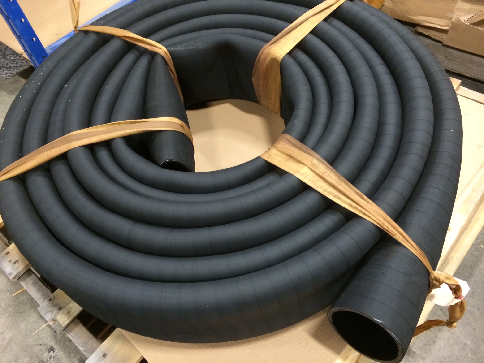 Inflatable_hose Wire Forming Examples on water forming, plastic forming, rocks forming, thread forming,
